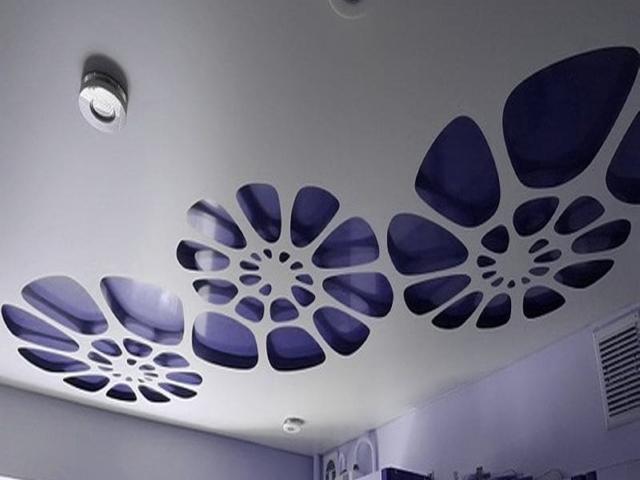 Двухуровневые потолки 3