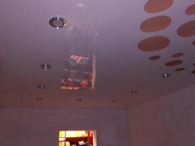 Двухуровневые потолки 2