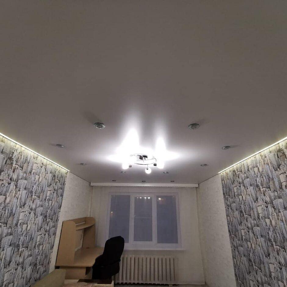 Натяжные - Эко потолки 1